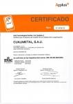 ISO 9001:2015 - CUALIMETAL