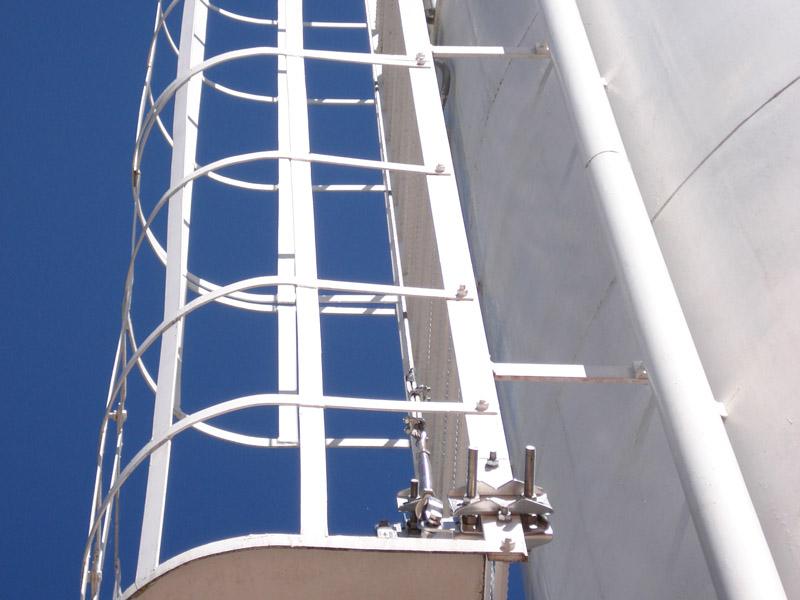 Ligne de vie vertical CABLOC