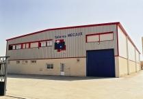 Nave industrial con oficinas 1000 m2 Tarazona (Zaragoza)