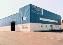 Complejo industrial 2400 m2  Tarazona (Zaragoza)
