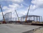 Complejo industrial tratamiento residuos - Naves industriales metálicas