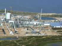 Edificios industriales en planta industrial celusosa 30.000m2 Uruguay