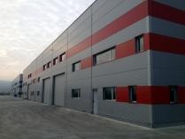Complejo naves industriales 16000 m2  (Rumanía)