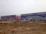 Complejo industrial de naves a medida - 16000 m2 Cluj (Rumania)