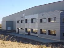 Nave industrial grandes luces y oficinas 6.000m2 Zaragoza