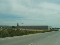 Nave industrial de grandes luces 4.600m2 Onda (Castellón)