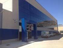 Complejo Industrial con oficinas 4000m2 Alhama de Aragón (Zaragoza)