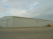 Nave logística 1.200 m2 Cella (Teruel)