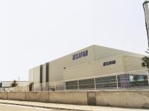 Nave industrial y oficinas 2.000m2 San Mateo de Gállego (Zaragoza)