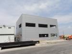 2013 noticias cualimetal galpones industriales for Edificio oficinas valencia
