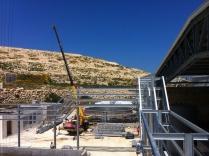 Estructuras de racks (Malta)