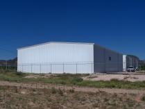 Naves industriales prefabricadas. 600m2 Durango (México)