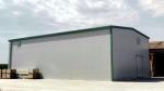 Nave industrial prefabricada ECORAPID - 240m2 Vilanova de Bellpúig (Lérida)