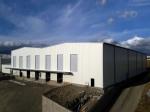 Bodegas industriales prefabricadas y bodegas modulares galvanizadas - 3300m2 Alajuela (Costa Rica)