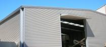 Hangar industriel modulaire 400m2 Cuarte (Zaragoza)