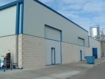 Hangar industriel modulaire 580m2 Fontanar (Guadalajara)