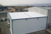 Nave modular ECORAPID. 300m2 Fraga (Huesca)