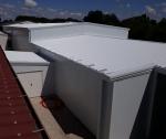 Nave modular metálica ECORAPID - Nazelles-Négron (Francia)