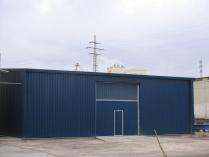 Almacen modular desmontable. 225m2 en Tarragona