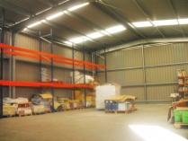 Nave ECORAPID modular prefabricada. 220m2 Villaralbo (Zamora)
