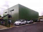 Nave industrial modular ECORAPID - 400m2 Villenoy (Francia)