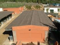 Boxes para caballos ECORAPID. Estructura metálica. Benhavis-Marbella (Málaga). 688 m2