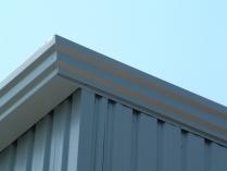 Nave modular prefabricada ECORAPID. Taller de plásticos. Amurrio (Álava). 300 m2