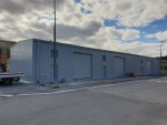 Hangar industrial metálico - 400m2 Saint-Auban (Francia)