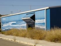 Taller desmontable prefabricado. 550m2 Tarazona (Zaragoza)