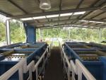 Nave industrial prefabricada ECORAPID - 600m2 Malabo (Guinea Ecuatorial)