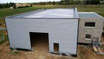 Entrepôt modulaire. 375m2 Vauvert 30 (France)