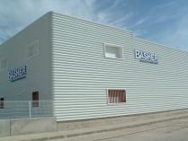 Oficinas-almacén. Nave ECORAPID prefabricada. Peralta (Navarra). 560 m2