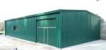 Nave modular prefabricada.  - 200m2 (Portugal)