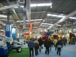 Naves modulares ECORAPID para la Feria de Muestras de Zaragoza - Naves prefabricadas de calidad rápidas y sencillas de montar.