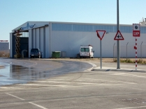 Hall d'aviation modulaire extensible 700m2 Palma (Mallorca)