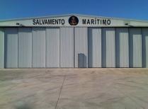 Hangar modular prefabricado ECORAPID. 700m2 Aeropuerto Tenerife