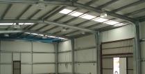 Nave garaje modular ampliable ECORAPID en Castellbisbal (Barcelona). 300 m2