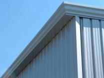 Nave garaje modular ampliable ECORAPID en Esplugues de Llobregat (Barcelona). 150 m2