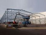 Nave industrial modular ECORAPID - 2.500 m2 Figueruelas (Zaragoza)