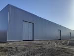 Naves industriales prefabricadas ECORAPID - 3000 m2 Fuerteventura (Islas Canarias)