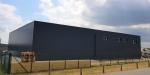 Nave industrial prefabricada ECORAPID - 240m2 Vouillé (Francia)