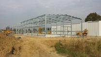 Nave industrial prefabricada. 525m2 Argel (Argelia)
