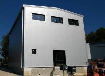 Bâtiment industriel préfabriqué. 170m2 Roquevaire 13 (France)