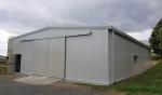 Nave industrial modular ECORAPID - 270m2 Chèdigne (Francia)
