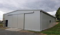 Nave industrial modular. 270m2 Chèdigne (Francia)