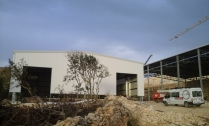 Nave industrial prefabricada. 500m2 Malta