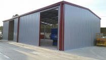 Nave industrial modular. 340 m2 San Vicenç de Castellet (Barcelona)