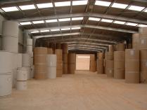 Nave prefabricada ECORAPID en Bañeres de Mariola (Alicante). 900 m2 en 14 días