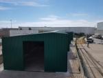 Nave industrial prefabricada ECORAPID - 1280m2 Barcelona