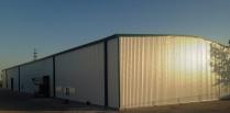 Nave modular metálica prefabricada. 2000m2 Valdemoro (Madrid)